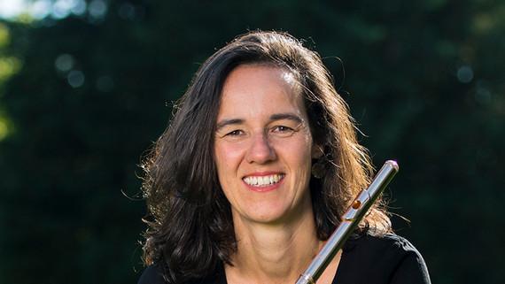 Judith Rickenbacher, Flöte