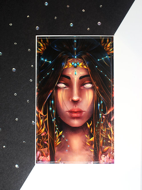 High Priestess Sticker
