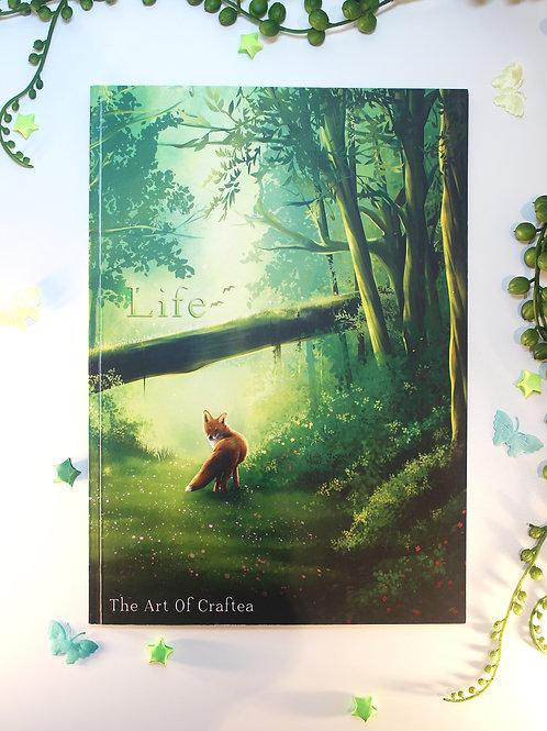 The Art Of Craftea Book