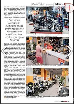 Taller de motos Oficial Multimarca