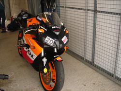 Honda CBR100R