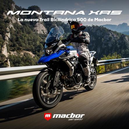 MACBOR MOTANA XR5