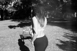 Nadine @ Camperdown Park