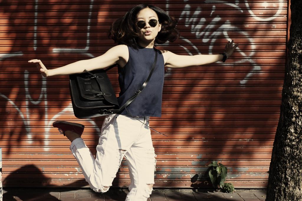 MAMO Fashionblogger