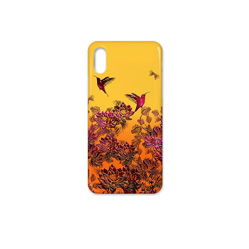 SOULS ENTWINED iPHONE X CASE