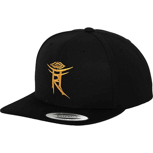 THE AUTHENTIC CLASSIC YUPOONG - SNAPBACK, GOLD