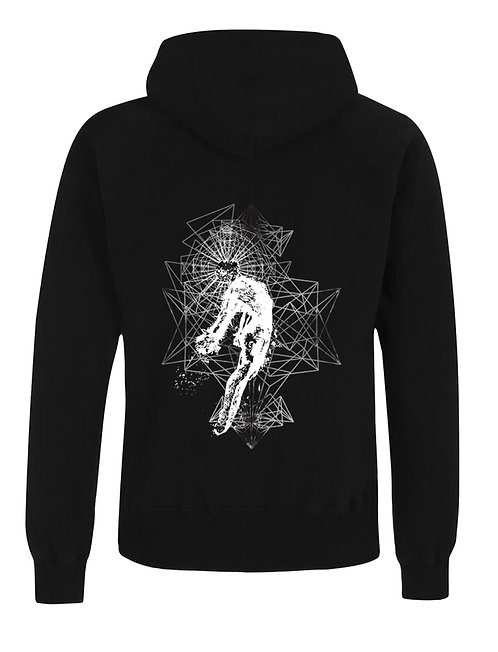 THE RISING UNISEX PULLOVER HOODIE
