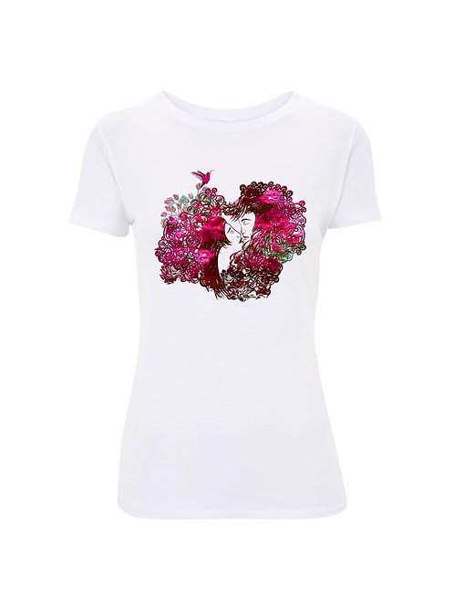 PUREST LOVE LADIES SLIM FIT TSHIRT