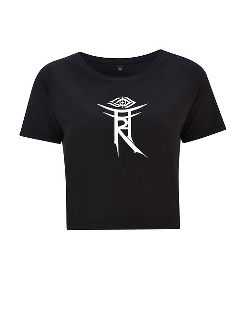 SEE WITHIN LADIES CROPPED TSHIRT