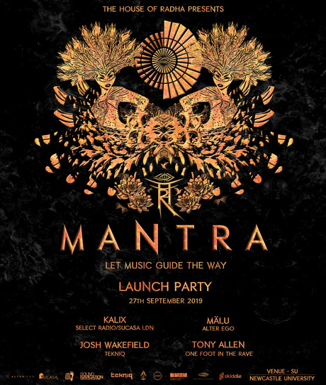 THE HOUSE OF RADHA PRESENTS - MANTRA