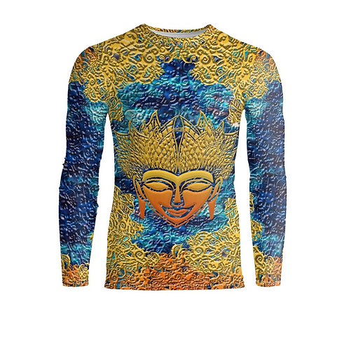 SPIRITUAL GUIDANCE MENS SLIM FIT TSHIRT LS