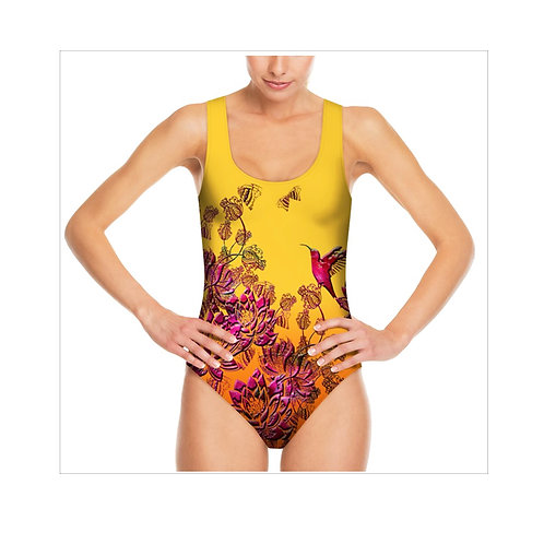 SOULS ENTWINED SWIMSUIT