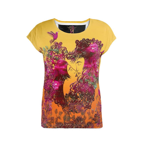 SOULS ENTWINED LADIES FITTED TSHIRT