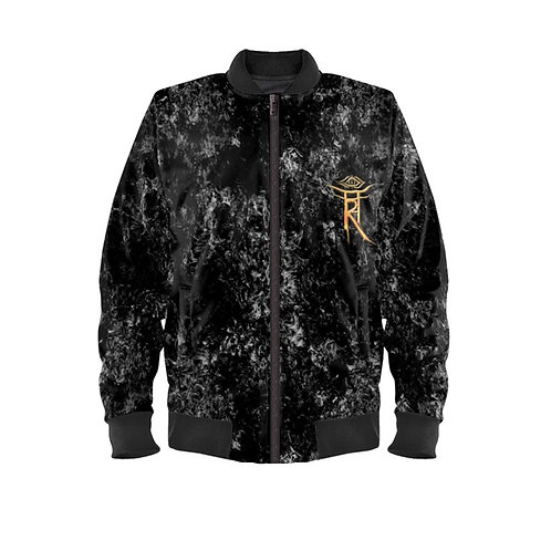 SEE WITHIN MENS BOMBER JACKET