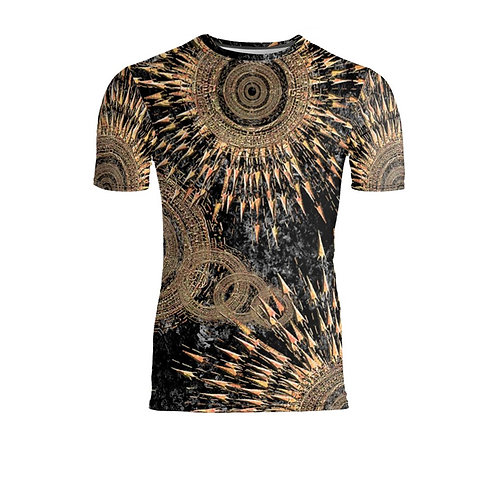 RINGS OF TIME MENS SLIM FIT TSHIRT