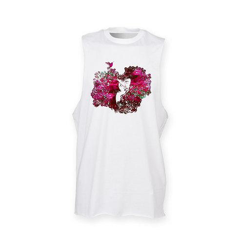PUREST LOVE MENS WHITE TANK