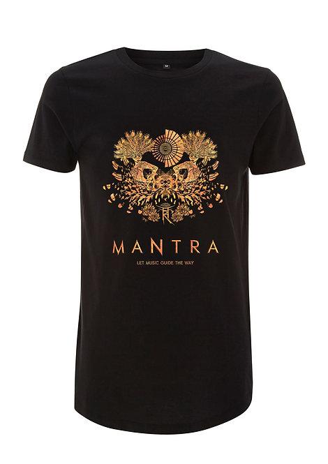 MANTRA MENS LONGLINE TSHIRT