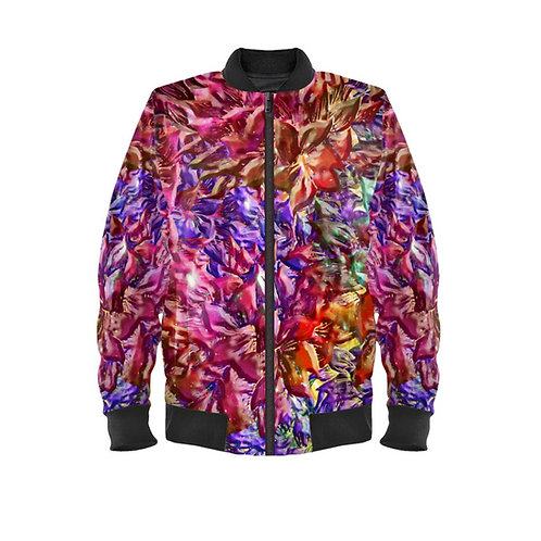THE PROTECTOR LADIES BOMBER JACKET