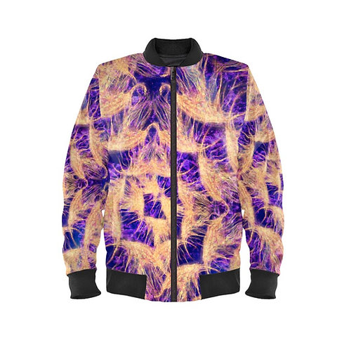 THE WARRIOR MENS BOMBER JACKET
