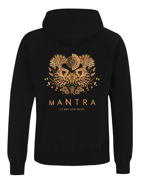 MANTRA UNISEX PULLOVER HOODIE