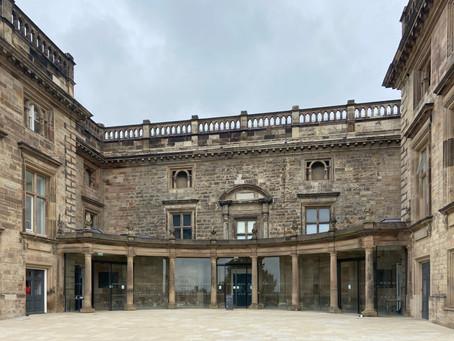 Nottingham Castle Art & Fashion exhibition