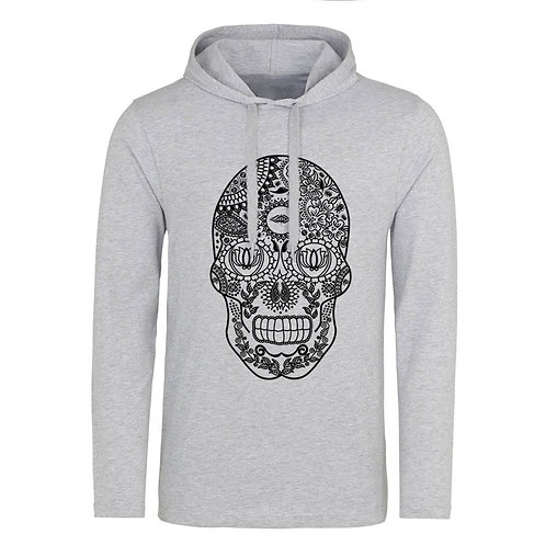 DEPARTED SOUL (SEE WITHIN) LIGHTWEIGHT HOODIE