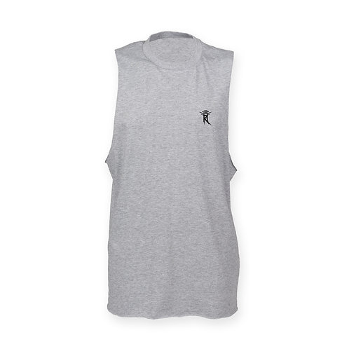 SEE WITHIN MENS GREY TANK