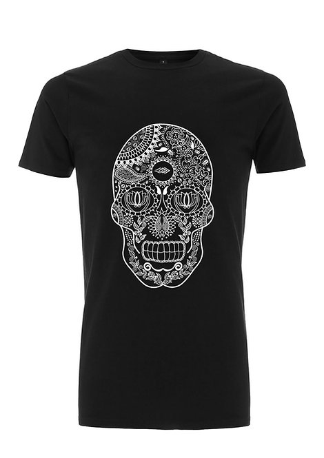DEPARTED SOUL (SEE WITHIN) MENS EXT LONGLINE TSHIRT