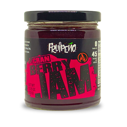 Cranberry Hot Jam