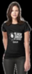 Womens Black Sheep Fitted Tshirt.png