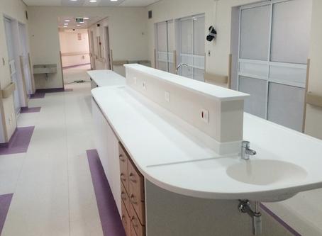 Cubas Injetadas em Projetos Hospitalares
