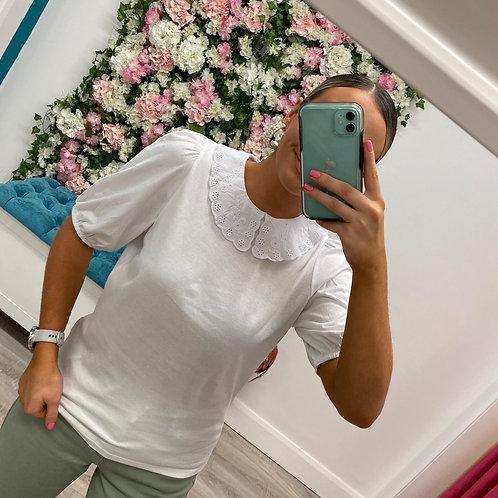 Bysianni collar blouse