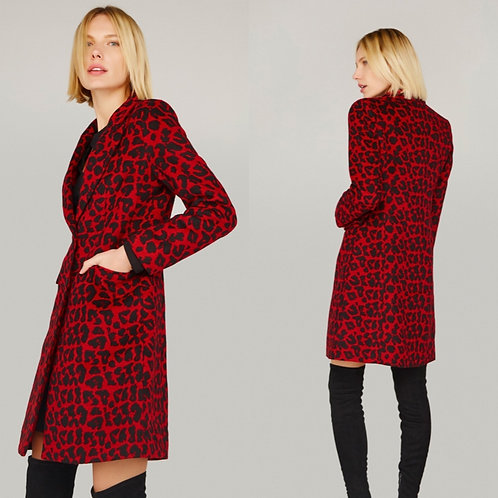 Red Tiger Coat