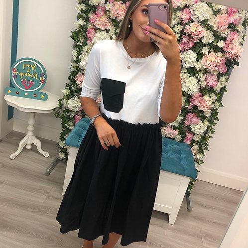 The Tara T-Shirt Dress