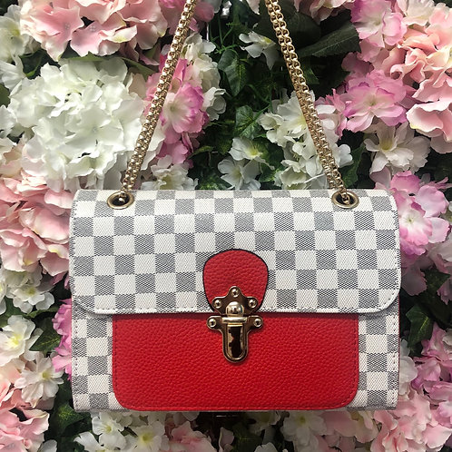 Vavin Handbag Red