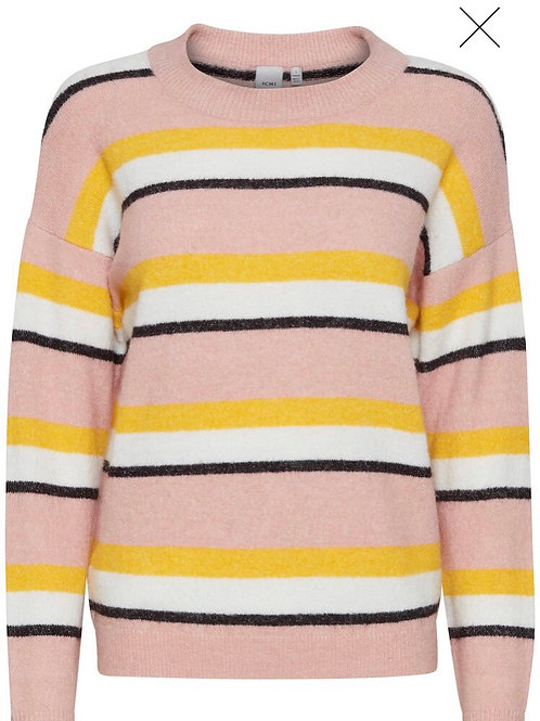 IHDusty knitted pullover