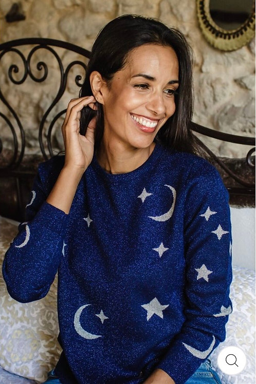 Rowena Moonlight Sweater