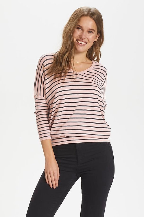 Bonnie Jumper Pink/Taupe