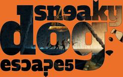 Escape The Sneakydog Logo!