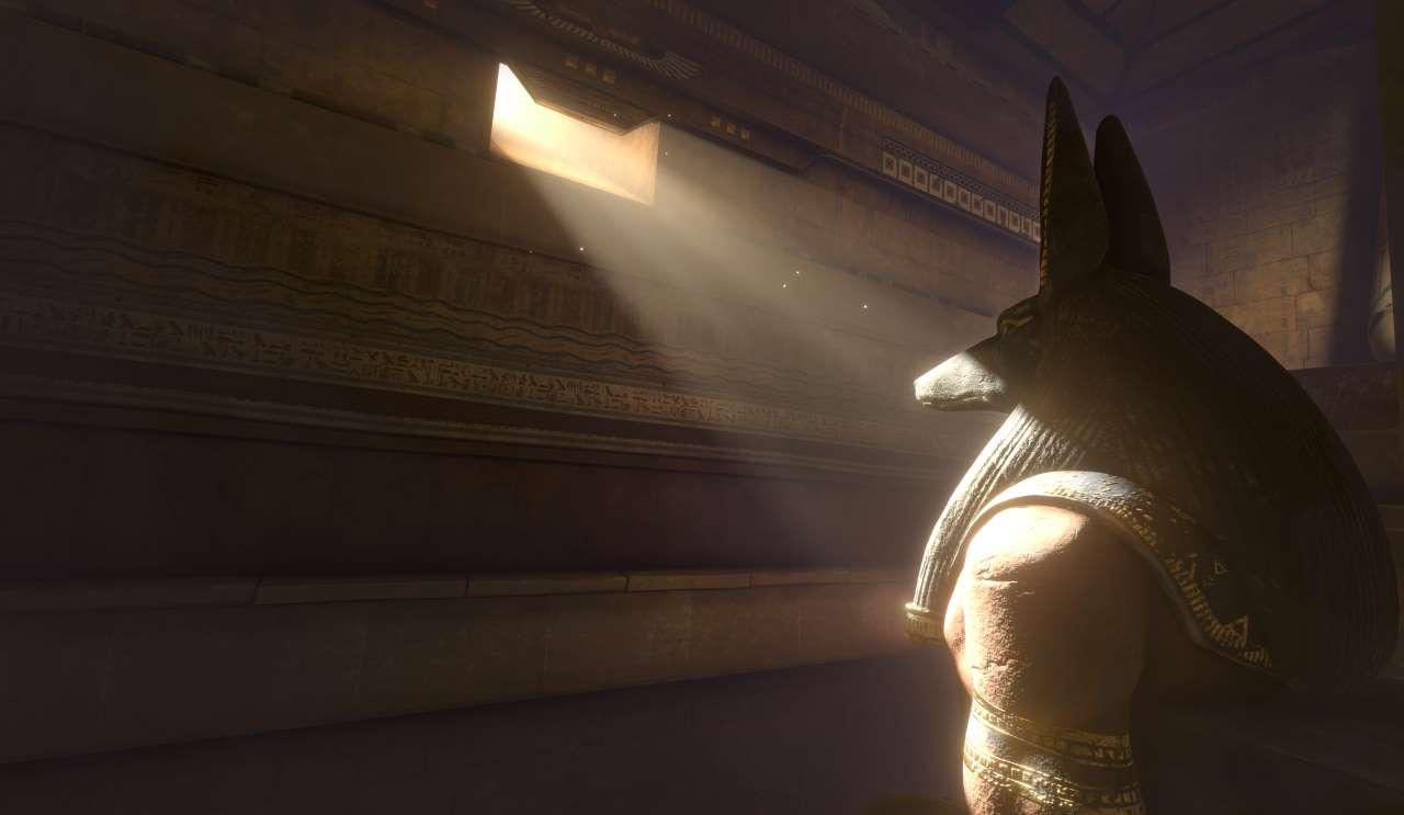 Anubis Stands Guard!