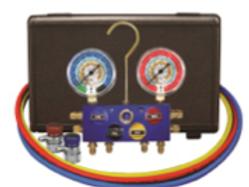 Four valve manifold R134a - 86996 MB