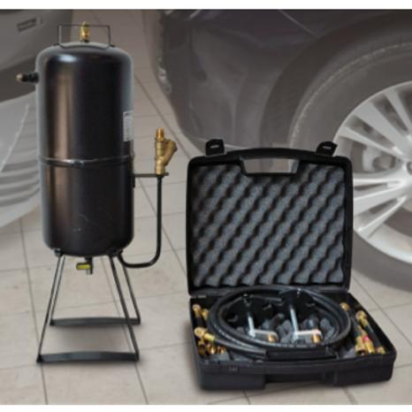 Liquid Refrigerant Flushing Kit