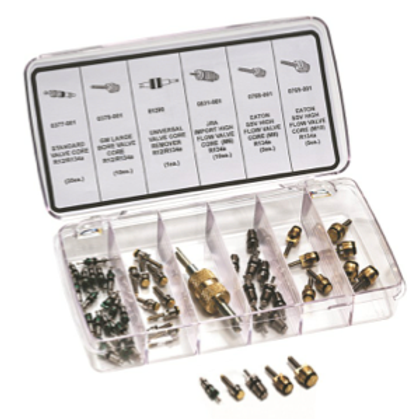 R12/R134a Valve Core Repair Kit