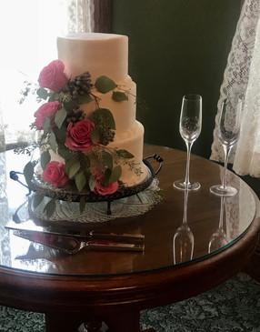 Weddings Rosberg House Bed and Breakfast
