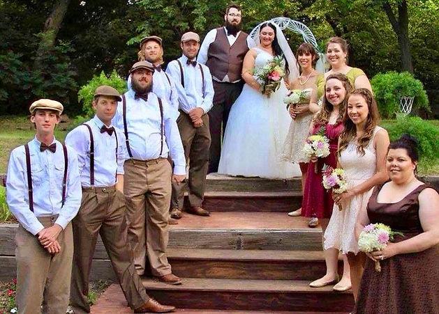 Weddings at the Rosberg House