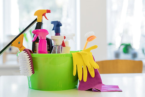 Ultimate Cleaning Check List