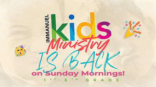 Kids Ministry is Back.jpg