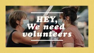 Volunteer at Immanuel