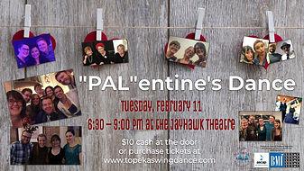 """""""Pal""""-entine's Dance"""