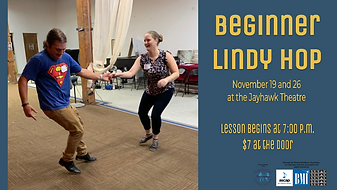 Beginner Lindy Hop (Week 2)